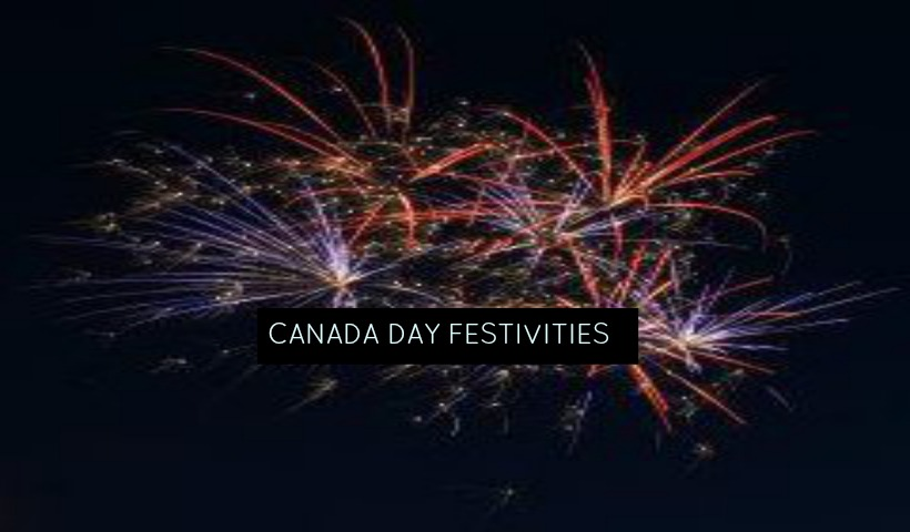 Festivities & Fireworks this July 1st