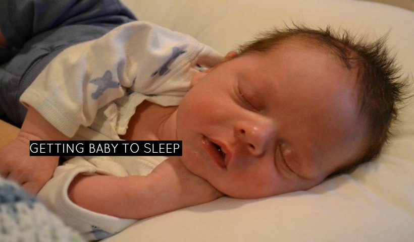 Getting your baby to sleep through the night